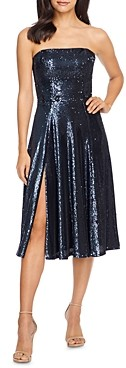 Dress the Population Ruby Sequin Midi Dress