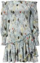 Alexis Gemina Floral Mini Dress