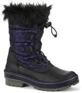 Cougar Winter Boot with Fur Collar