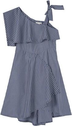 Habitual Kids' Asymmetrical Dress