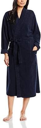Trigema Damen Leichter Bade-/Hausmantel Dressing Gown,(EU)