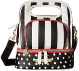 Betsey Johnson Top-Handle Lunch Tote