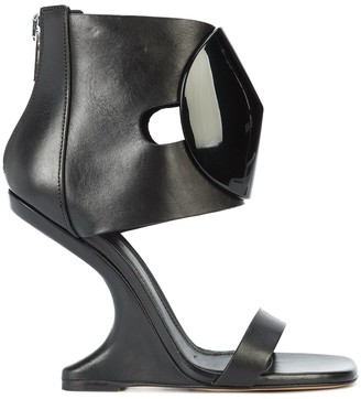 Rick Owens Cantilevered sandals