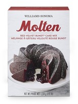 Williams-Sonoma Williams Sonoma Red Velvet Molten Chocolate Bundt Cake Mix