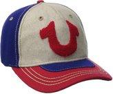 True Religion Men's Tufted Wool Baseball Cap