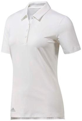adidas Ultra 365 Short Sleeve Polo Shirt Ladies