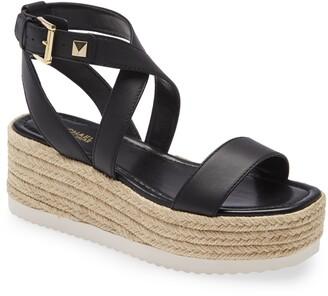 MICHAEL Michael Kors Lowry Platform Wedge Sandal