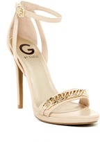 G by Guess Gifted Ankle Strap Sandal