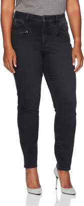 NYDJ Women's Plus Size Alina Legging Jeans in Future Fit Denim