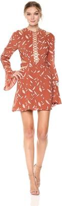 Finders Keepers findersKEEPERS Women's Borderlines Dress