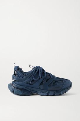 Balenciaga Blue Women's Sneakers   Shop