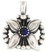 Georg Jensen Lapis Lazuli Butterfly Pendant