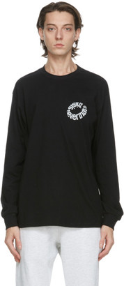 This Is Never That thisisneverthat Black Ring Long Sleeve T-Shirt