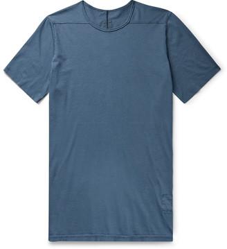 Rick Owens Drkshdw Level Cotton-Jersey T-Shirt