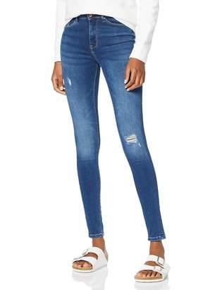 J!NS Only Nos ONLY NOS Women's Onlpaola Hw Sk Des JNS Bb Az139941 Noos Skinny Jeans
