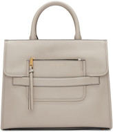 Marc Jacobs Taupe Madison Tote