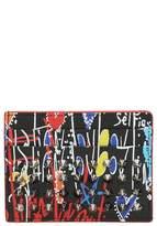 Christian Louboutin Kios Nv Black Leather Wallet