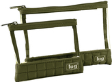 Lug Olive Green Clearview Pouch Set