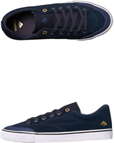Emerica Indicator Low Suede Shoe Blue