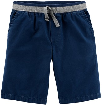 Carter's Boys 4-14 Easy Pull-On Dock Shorts