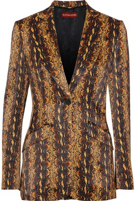 ALEXACHUNG Suit jackets