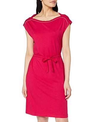 S'Oliver Women's 14.907.82.3245 Dress, Pink (Pink ), 10 (Size: )