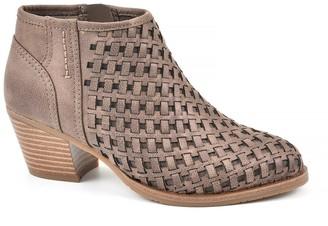 White Mountain Footwear Lauren Ankle Boot