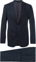 Giorgio Armani formal suit - men - Cupro/Viscose/Virgin Wool - 48