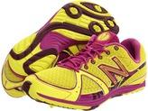 New Balance W700 (Green Flash Spikeless) - Footwear
