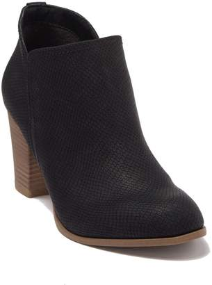 Fergalicious Charley Reptile Embossed Bootie