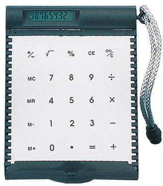Natico Originals Flexi-Cal Roll-Up, Calculator