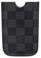 Louis Vuitton Damier Graphite iPhone 3G Hardcase