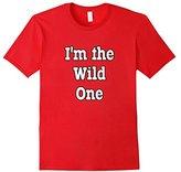 Women's Bridesmaids T Shirt I'm The Wild One XL