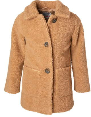KensieGirl Teddy Long Jacket