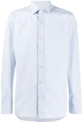 Tom Ford regular fit button-up shirt