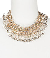 Natasha Accessories Beaded Choker Necklace