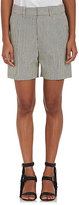 Chloé Women's Striped Wool-Blend Shorts