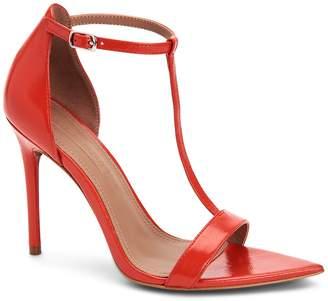 BCBGMAXAZRIA Danielle T-Strap Stiletto Heeled Sandal