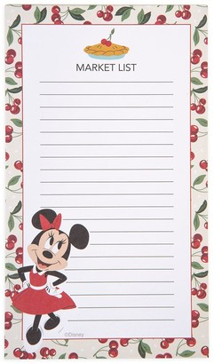 Disney Minnie Mouse Retro Magnetic Notepad