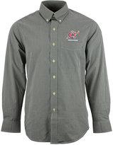 Antigua Men's Long-Sleeve Washington Wizards Focus Shirt
