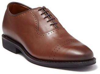 Allen Edmonds Ballard Brogue Cap Toe Oxford - Wide Width Available