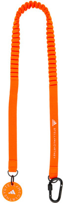 adidas by Stella McCartney Orange Lanyard Keychain