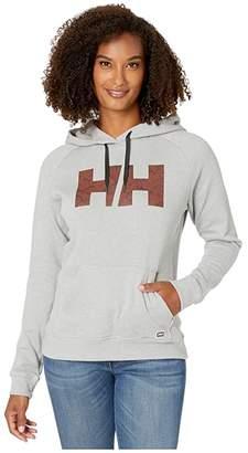 Helly Hansen F2F Cotton Hoodie (Penguin) Women's Sweatshirt