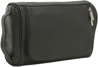 Le Donne Vaquetta Leather Toiletry Bag
