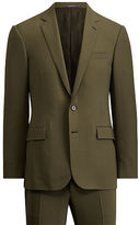 Ralph Lauren Purple Label Slim-Fit Wool Crepe Suit