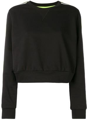 NO KA 'OI Cropped Sport Sweatshirt