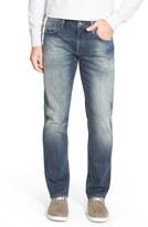 Mavi Jeans 'Zach' Straight Leg Jeans (Ripped Williamsburg)