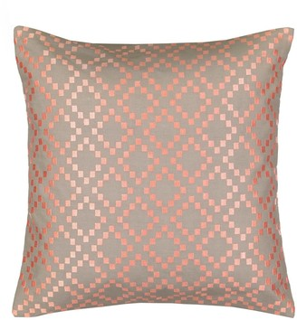 Waverly Craft Culture 18x18 Square Embroidered Decorative pillow