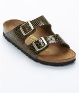 Birkenstock Arizona Snake Sandals