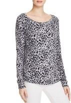 Soft Joie Annora Animal Print Sweatshirt